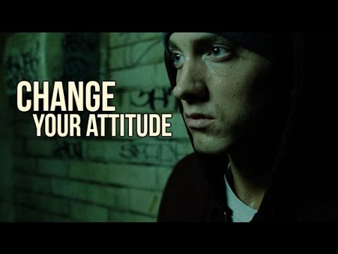 CHANGE YOUR ATTITUDE – Motivational Video