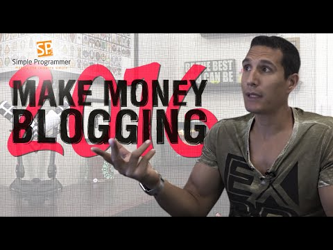 How To Make Money Blogging In 2016 and Beyond